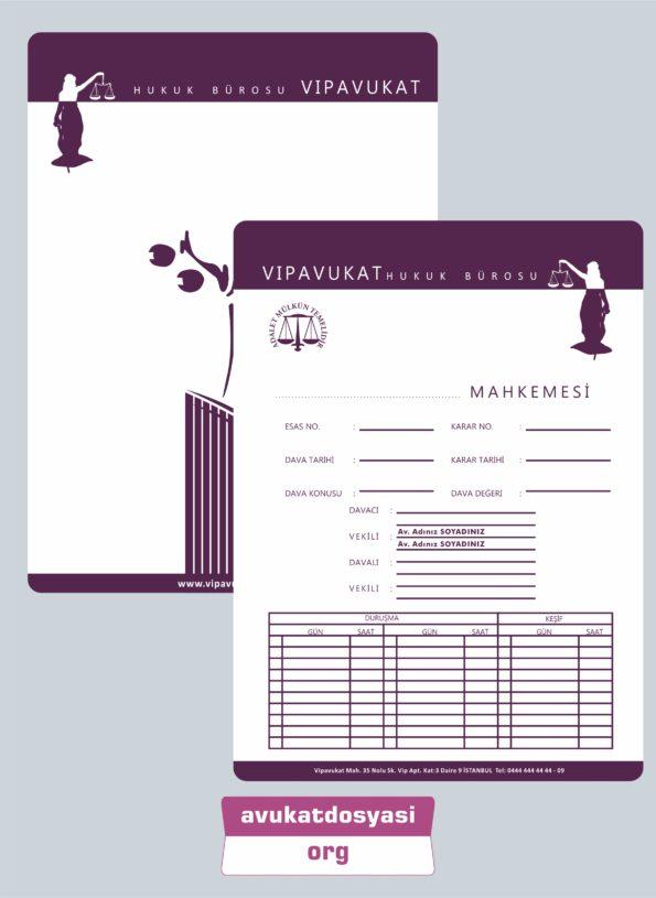Avukat Dosyası 15