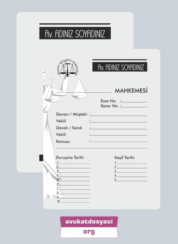 Avukat Dosyası 34