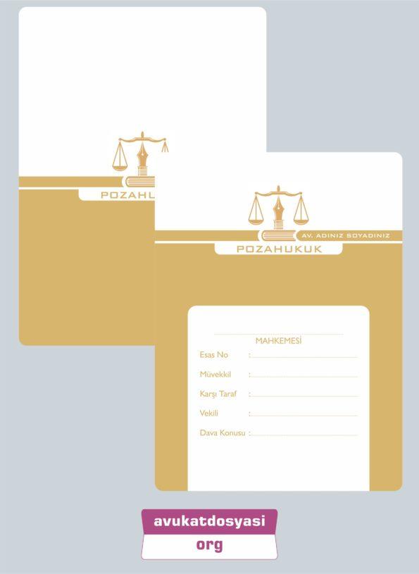 Avukat Büro Dosyası 50